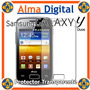 Lamina Protector Pantalla Transparente Samsung S6102 Young