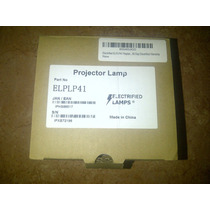 Lamparas Modelos: Elplp41 Elplp36 Proyectores Epson S4 S5 S6