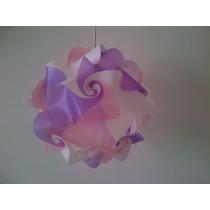 Lampara Id Lights Techo Modelo Floria Moderna Y Decorativa