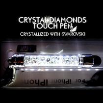 Lápiz Táctil Celulares Samsung, Tablet, Cristales Swarosvski