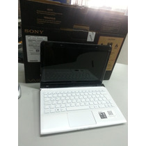 Mini Laptop Sony Vaio 11.6 , 4g Sve11125