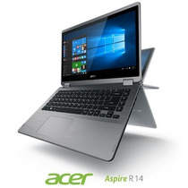 Laptop Acer Aspire R 14 R3-471t-5039 14 Hd Touch Notebook
