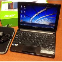 Mini Laptop Acer Aspire One D270 Con Forro Como Nueva!