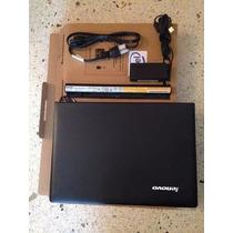 Laptop Lenovo 14¨ Hd Led 500 Gb 4 Ram Intel Computadora
