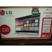 Tv 42 Lg Led Smart Tv Full Hd 1 Año Garantia Factura Fiscal