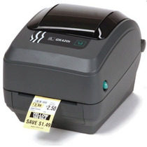 Impresora Térmica De Etiquetas Zebra Gk420t (dt) (tt)
