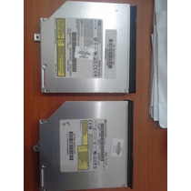 Unidad Dvd+rw Interna Para Laptop Conector Ide/sata-usadas
