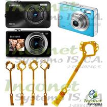 Flex Unidad De Obturación Lente Samsung L201,pl100,st45 Inco