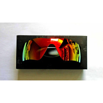 Oakley Radar Cristal Range Fire Iridium, Genuinos