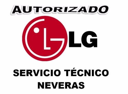 Lg Servicio Técnico Autorizado En Neveras