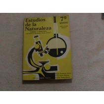 Libro Estudios De La Naturaleza Biologia 7 Septimo Grado