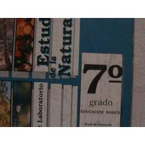 Estudios De La Naturaleza 7 Septimo Ejercicios Laboratorio