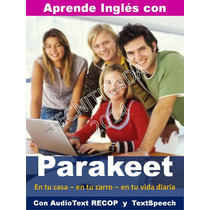 Aprende Ingles Con Parakeet (3 Cds)