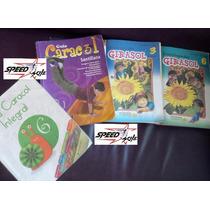 Libro Guia Caracol 3 Y 6, Enciclopedia Girasol 3 Y 6