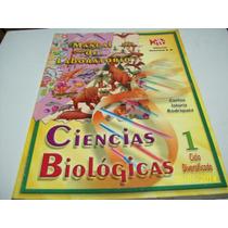 Libro De 4°:guia Ciencias Biologicas Carlos Isturiz Rodrigue