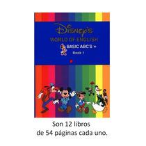 Curso De Inglés Disney.