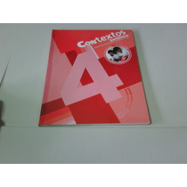 Libro Contextos 4to Grado Editorial Santillana..