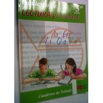 Libro Cuaderno De Lectura Y Escritura 5º Grado Salesiana