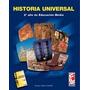 Libro Historia Universal Auro Yepes Castillo