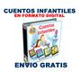 Cuentos Infantiles En Formato Digital. Envio Gratis