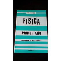 Fisica Navarro Primer Año