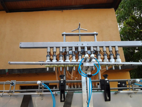 Llenadoras Semi Y Automaticas 4 A 14 Picos