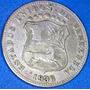 Difícil Locha O Moneda De 12 Y 1/2 Céntimos 1936. Ramonnu