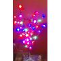 Arbolito Navidad Luz Led 60 Cm