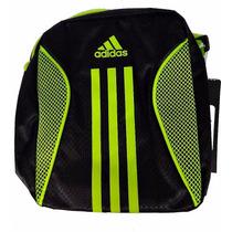 Bolso Bandolero Cruzado Adidas Deportivo Nylon Lavable 7101