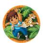 Manteleria Importada Go Diego Go Nickelodeon