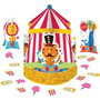 Centro De Mesa Circo 1 Año, Primer Año, Bebe, Disney.
