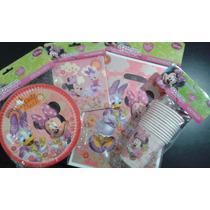 Minnie Mouse Bow-tique Combo Fiesta Infantil