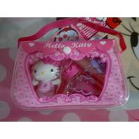 Hello Kitty La Princesa Muñequita Tipo Pinipon Regalo Torta