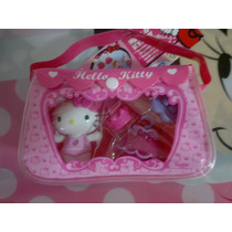 Hello Kitty La Princesa Muñequita Tipo Pinipon Regalo Torta