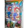 Mantel Vasos Platos Pony Mario Bros Cars Y Otros Cotillon
