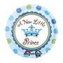 Baby Shower Nacimiento Niño Globo 18 Pulgada (45 Ctms)