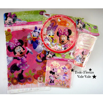 Minnie Mouse Decoracion Para La Mesa Principal Importada
