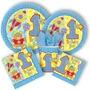Manteleria Infantil Importada U.s.a.birthday Boy 1año