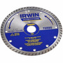 Disco Corte Diamantado 7 Pulg. Irwin Turbo X2 Marmol/granito