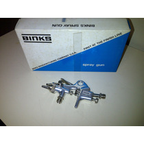 Pistola De Pintar Tipo Sifon Con Taza, Binks 115, .070