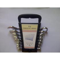 Llaves Combinadas Milimetricas 8 Pcs