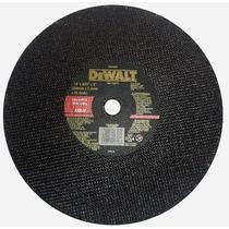 Disco De Corte 14 Dw44640 Para Tronzadora Marca Dewalt