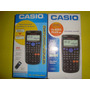 Calculadora Científica Casio Fx 82 Es Plus Bk Nuevo