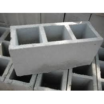 Kit Construye Maquina Formaleta Molde Bloques 15cm
