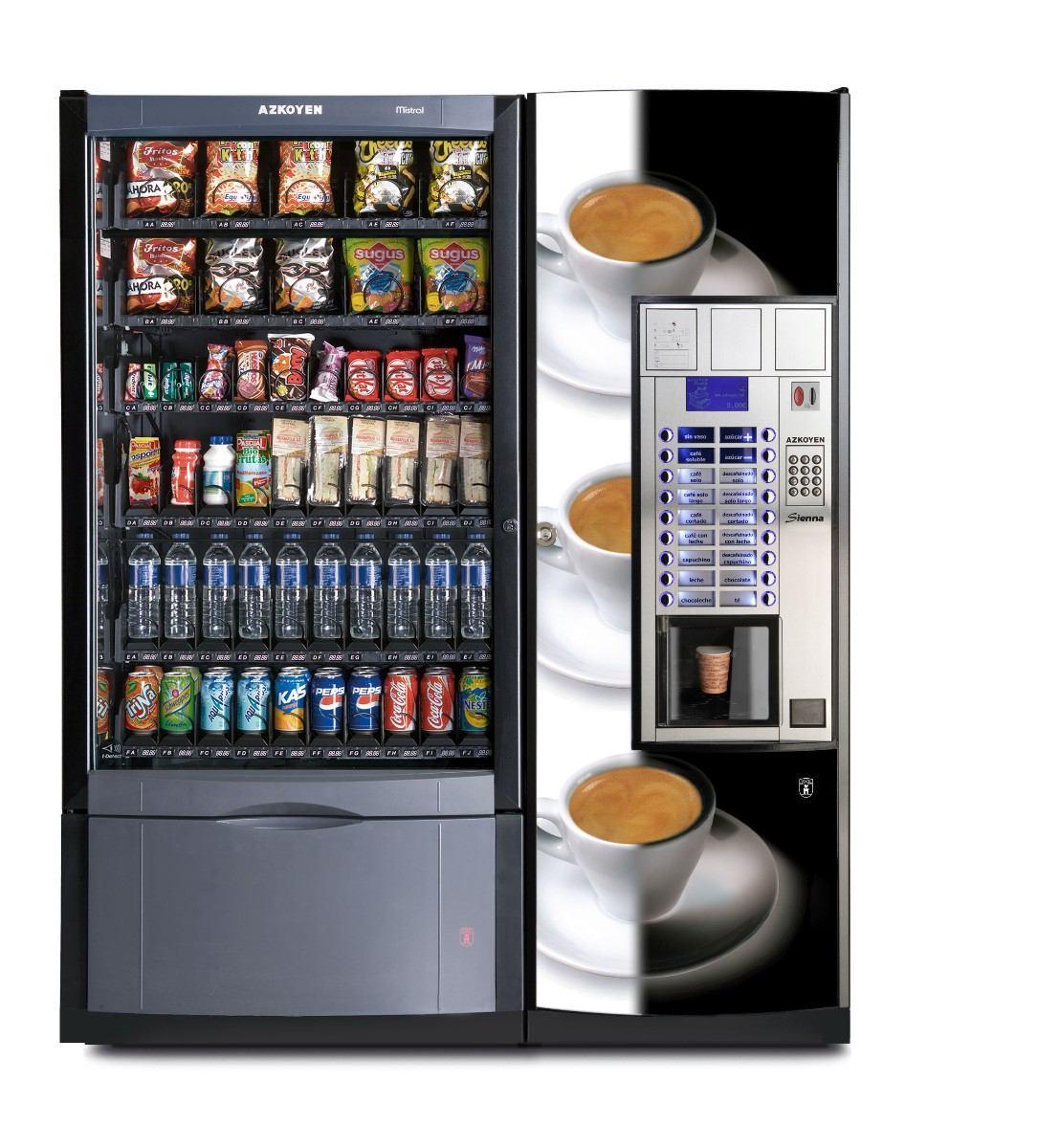 Maquinas de cafe vending alquiler venta servicio tecnico for Maquinas expendedoras de cafe para oficinas