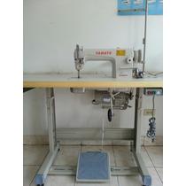 Maquina De Coser Recta Industrial Yamata