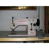 Maquina De Coser Yamata 20u33 Hace Recta, Zig- Zag Y Ojales