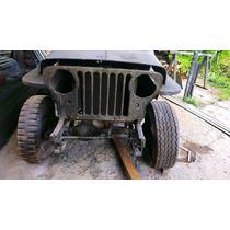 Jeep Wiilys Tal Como Esta...!!!!