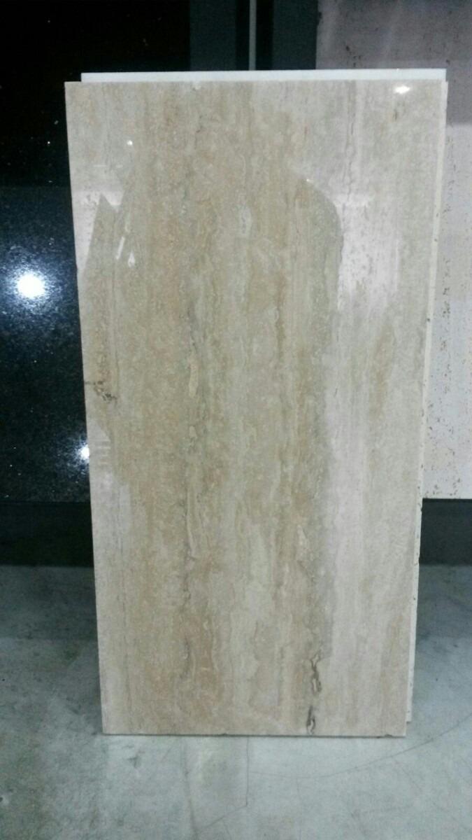 M rmol travertino crudo y pulido guarenas en mercado for Marmol travertino pulido