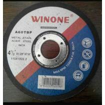 Disco De Corte Extra Fino 4 1/2 Pulg.